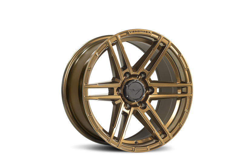Venomrex unveils lightweight wheels for Ford and Toyota ...