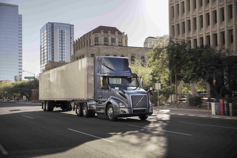"Volvo Trucks' VNL 300 now available with Cummins ISX12N ""Near Zero"" Natural Gas Engine | Medium ..."