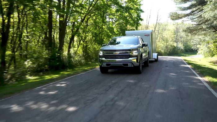 The all-new 2019 Silverado 1500 will introduce four levels of to