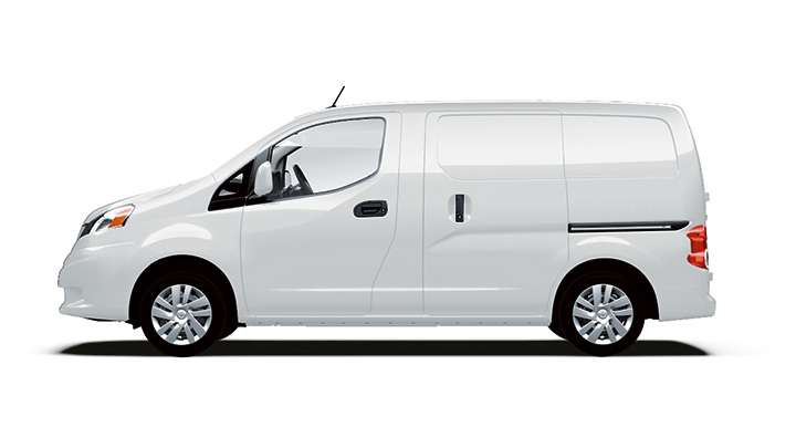 nissan releases prices on 2019 nv200 compact van with 5. Black Bedroom Furniture Sets. Home Design Ideas