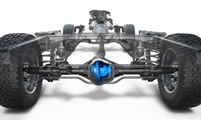 2019 Ram 1500 – Max Tow Axle