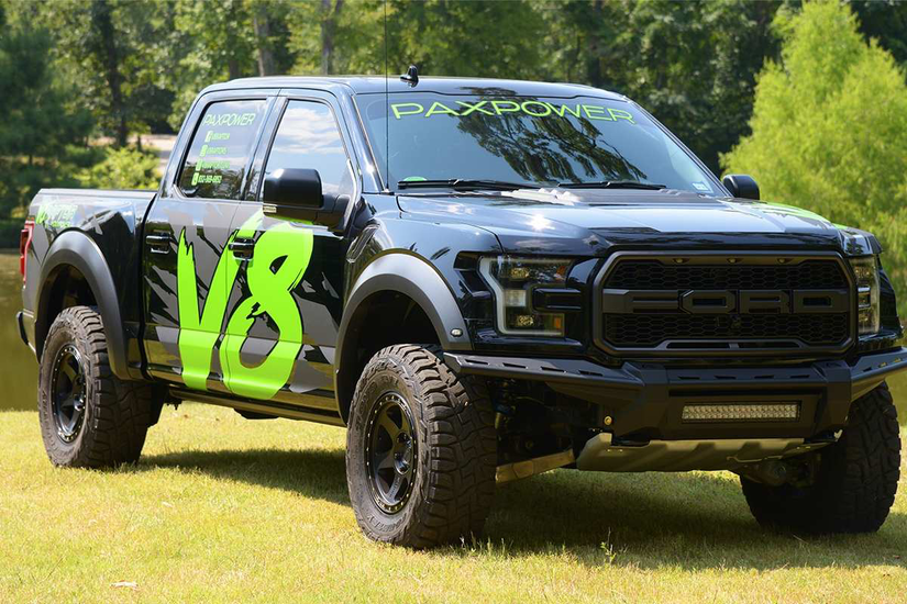 F-150 Raptor with a V8?! Texas company says yes | Medium Duty Work Truck Info