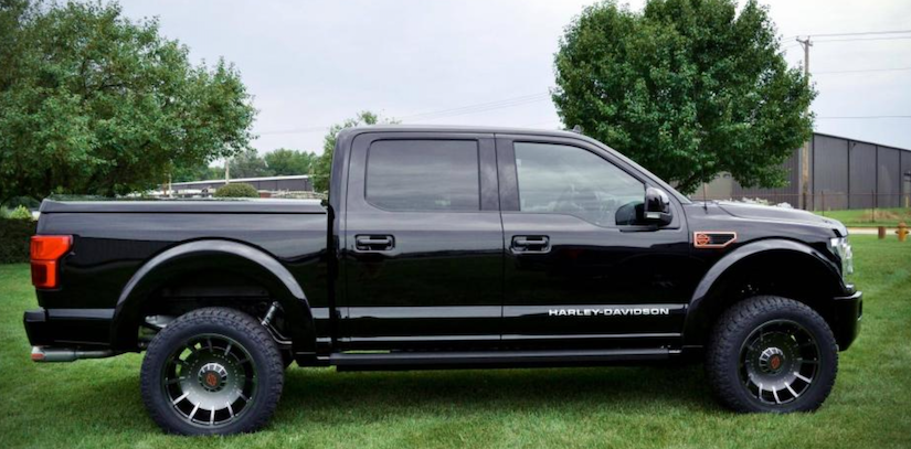 2019 Ford F 150 Harley Davidson Truck On Display This Week