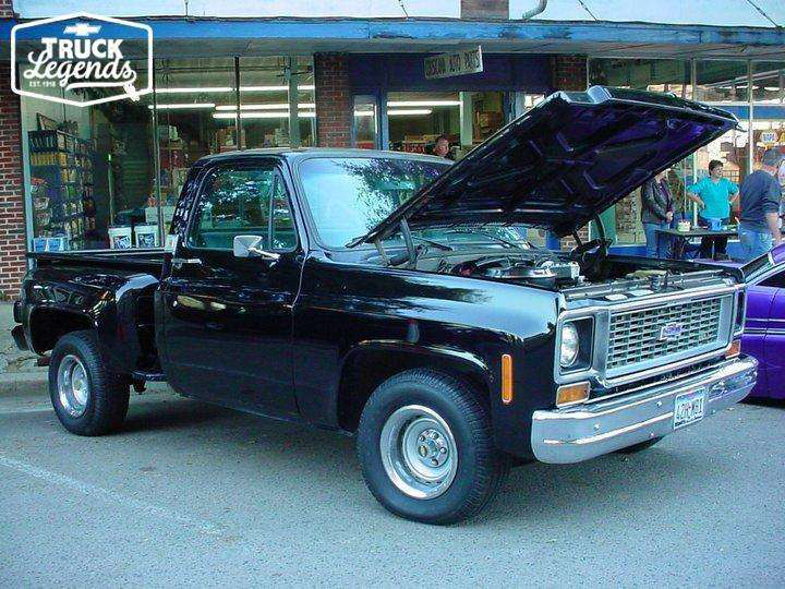 1973 chevy c10 stepside