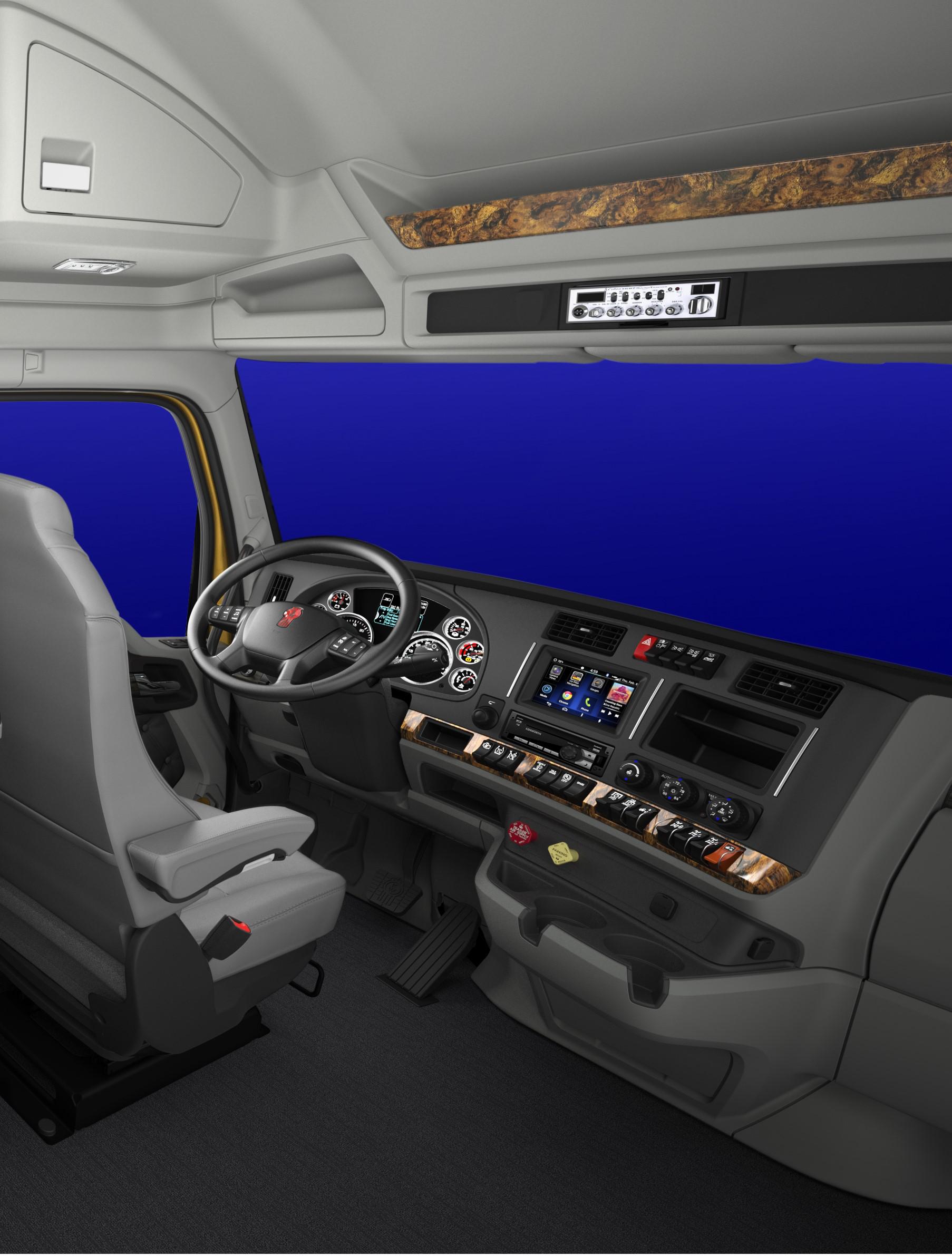 Kenworth T680 For Sale >> Kenworth announces new cab interior color schemes | Medium Duty Work Truck Info
