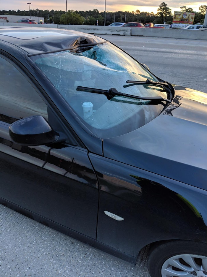 smashed-windshield-loose-hitch