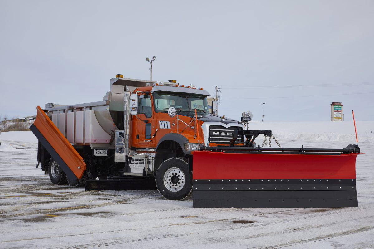 Mack Volvo Recall Trucks Over Snow Plow And Steering Issues