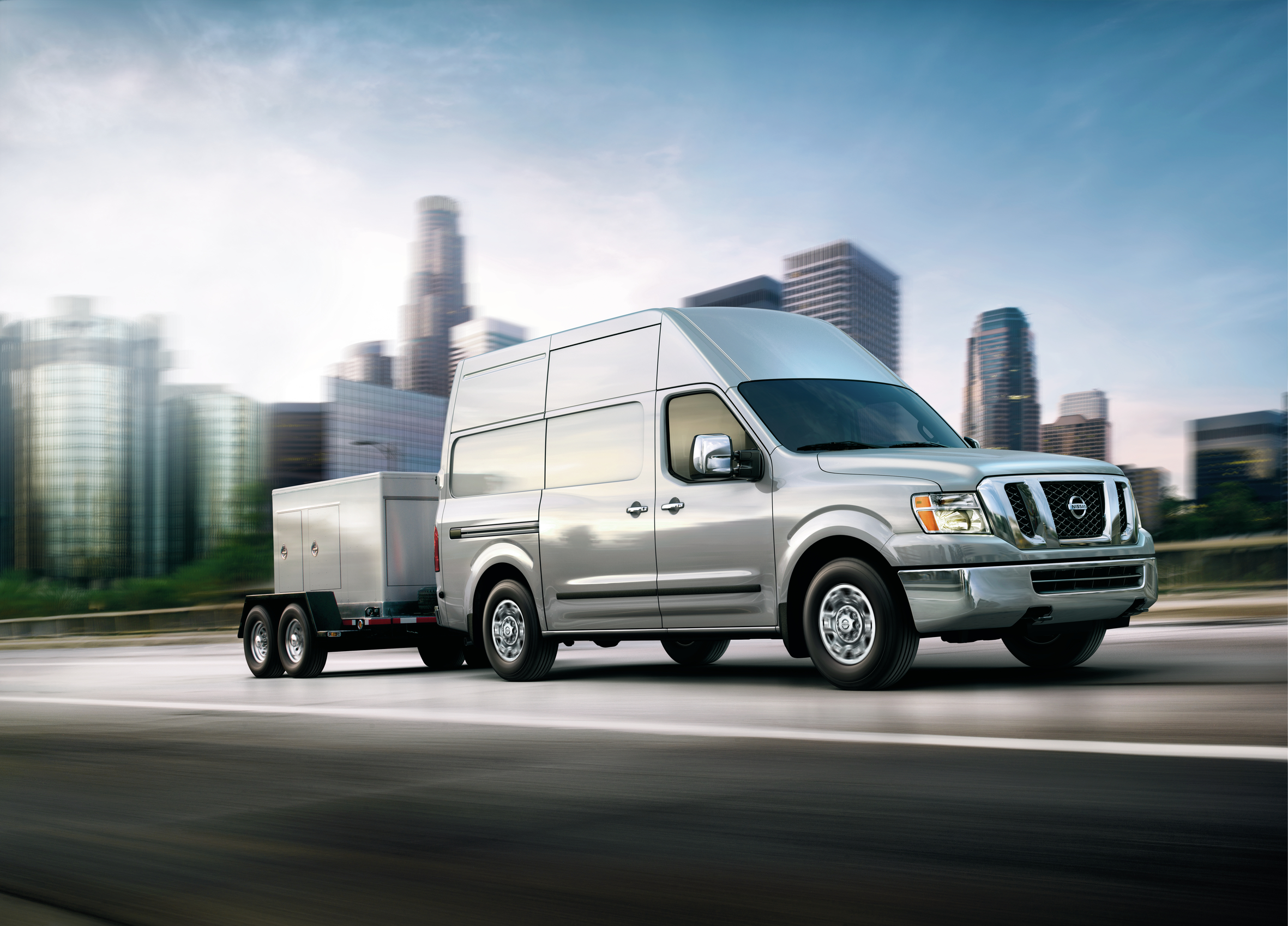 Nissan Announced Pricing For The 2019 Nv Cargo Van And Penger Both Models Are Available Now At Select Commercial