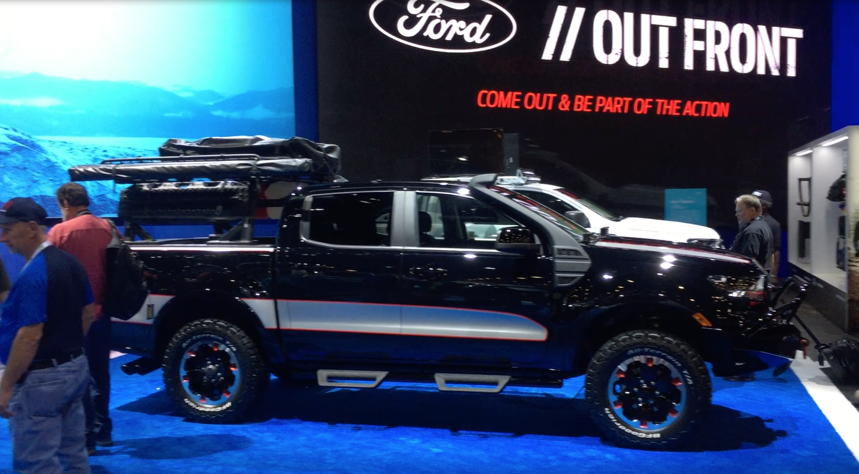 Yesterday we brought you the first four 2019 Rangers displayed by Ford at  SEMA. Today we're posting the remaining four trucks which focus on plenty  of ...