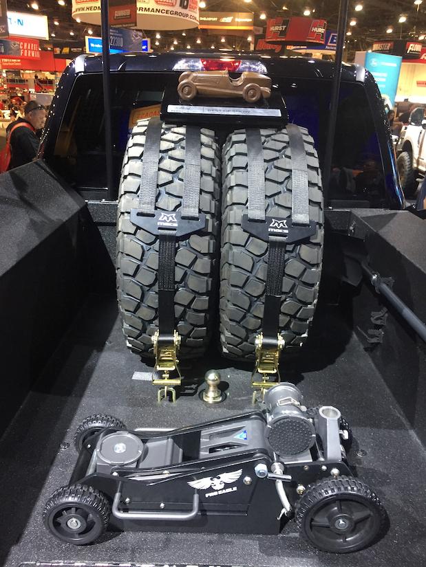 deberti design  ford   redefines storage utility medium duty work truck info