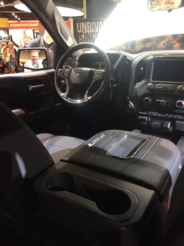 2019 Chevy Silverado RST concept | Medium Duty Work Truck Info