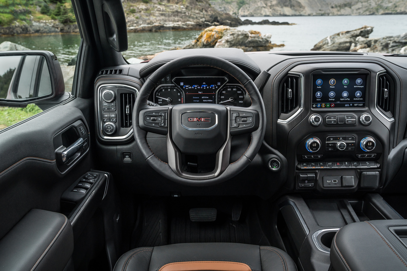 2019 GMC Sierra AT4 now available with new off-road ...