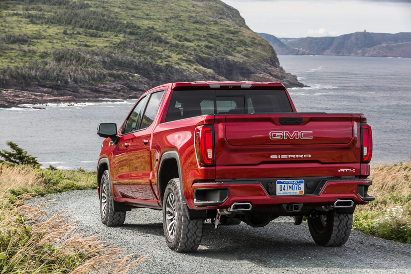 2019 GMC Sierra AT4 now available with new off-road performance package | Medium Duty Work Truck ...