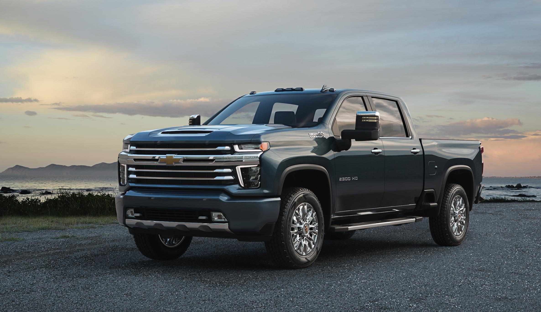 Chevy announces trim levels for 2020 Silverado HD | Medium Duty Work Truck Info