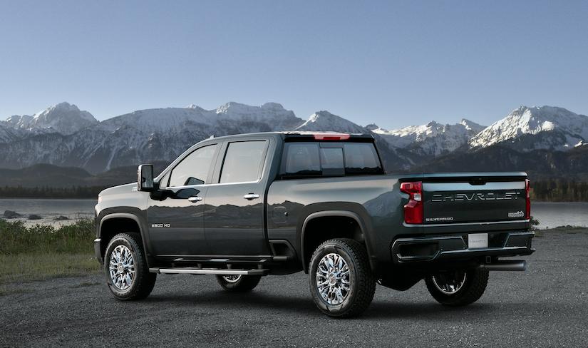 Chevy announces trim levels for 2020 Silverado HD | Medium ...