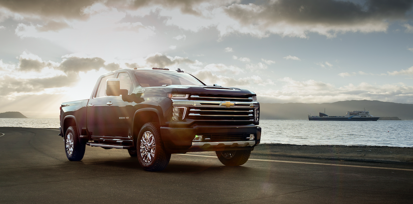 Chevy announces trim levels for 2020 Silverado HD | Medium ...