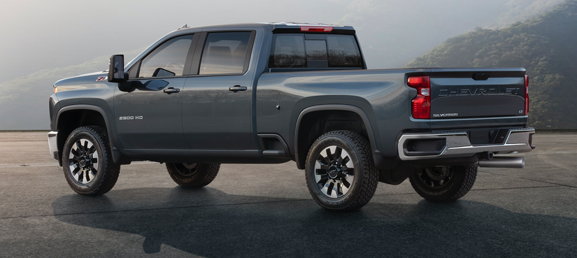 Ford Tremor For Sale >> Chevy unveils 2020 Silverado HD | Medium Duty Work Truck Info