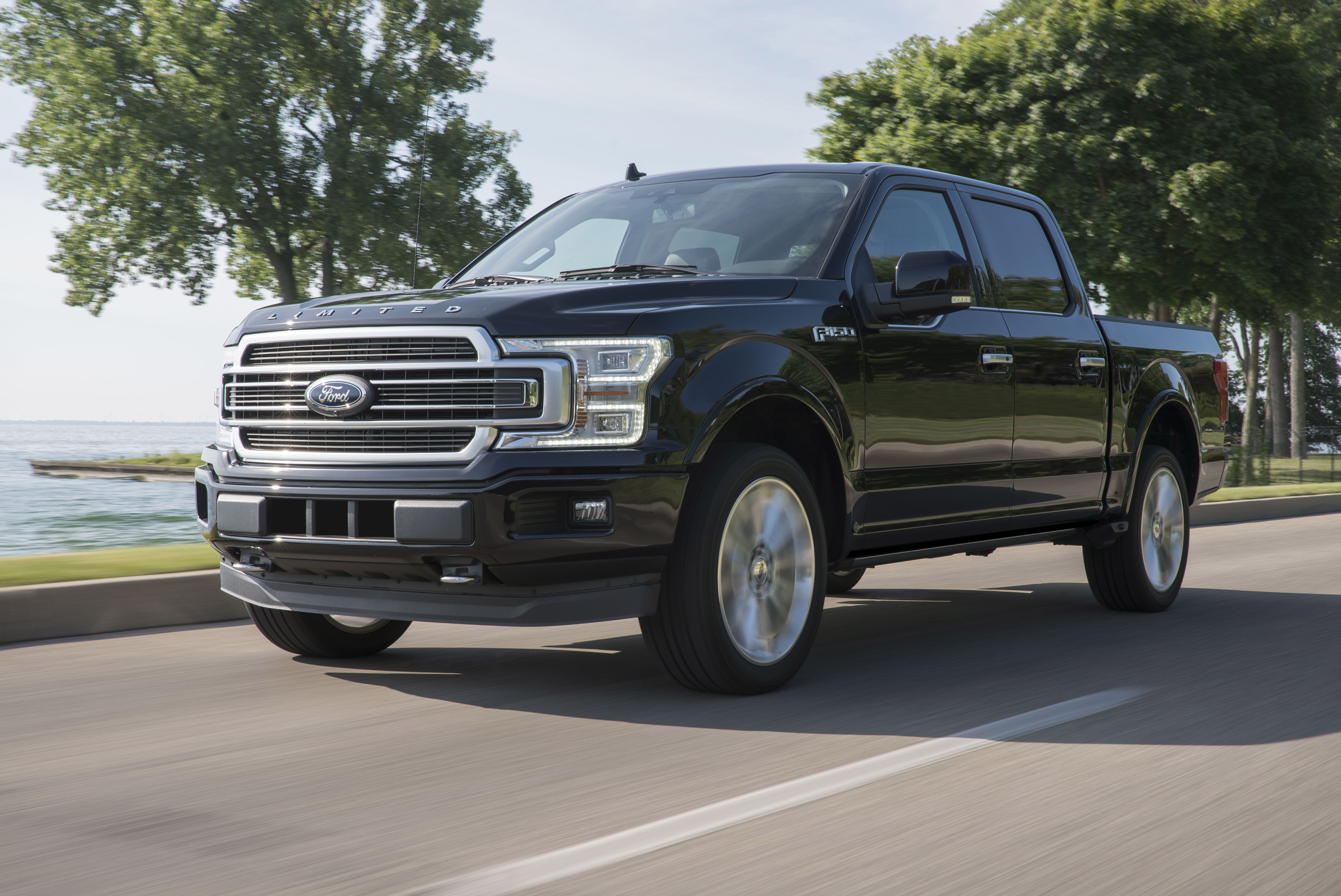 Ford to offer all-electric F-Series trucks including F-150 | Medium