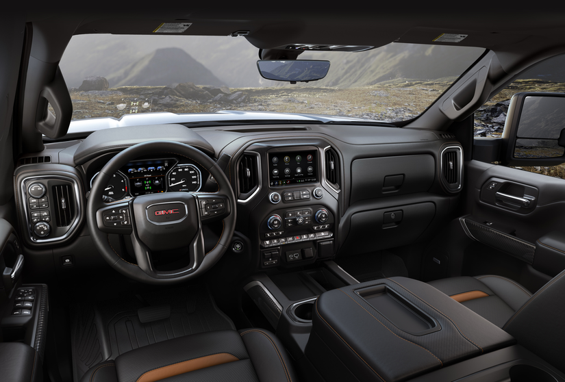 GM reveals 2020 GMC Sierra Heavy Duty | Medium Duty Work ...