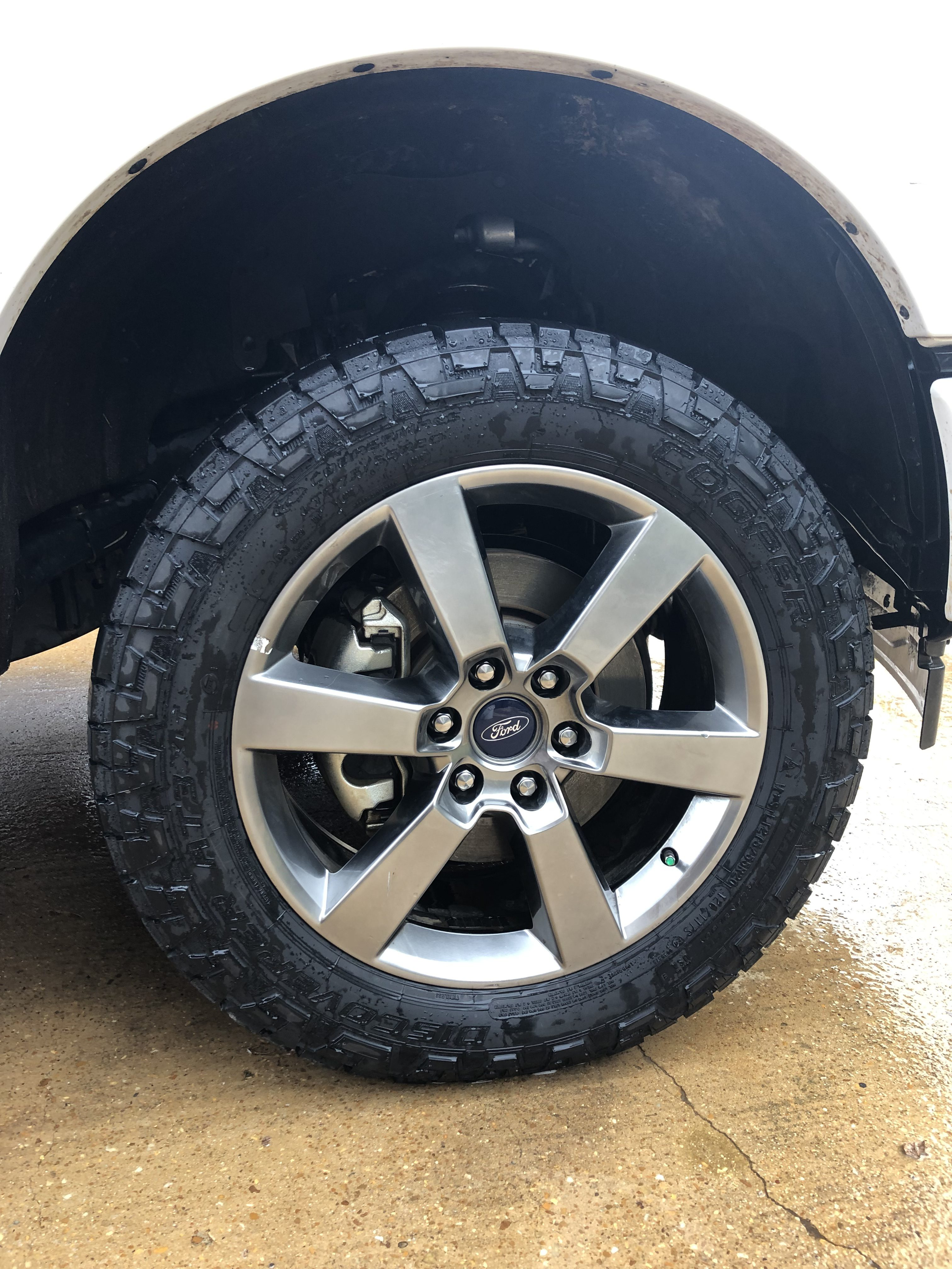 F And F Tire >> Tire Test Cooper At3 Xlt Medium Duty Work Truck Info