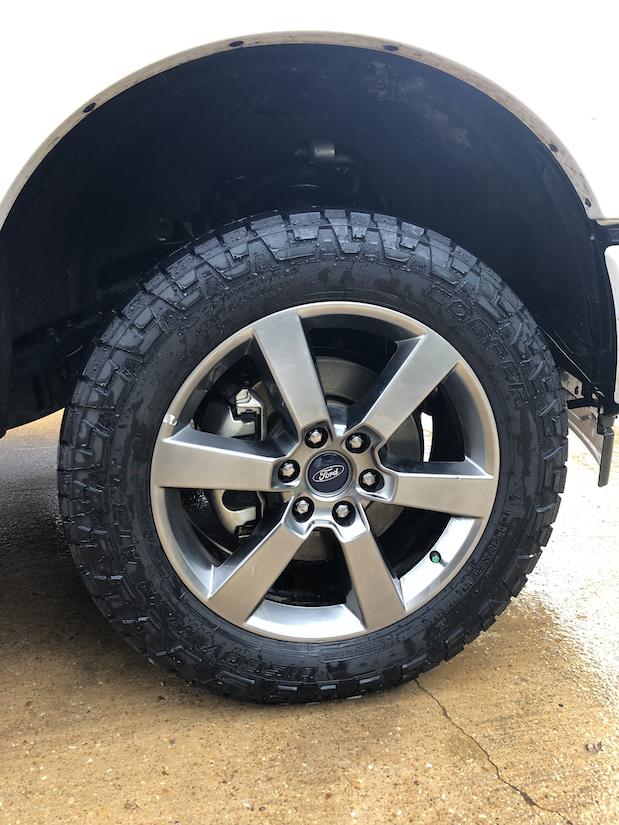 Tire test: Cooper AT3-XLT | Medium Duty Work Truck Info