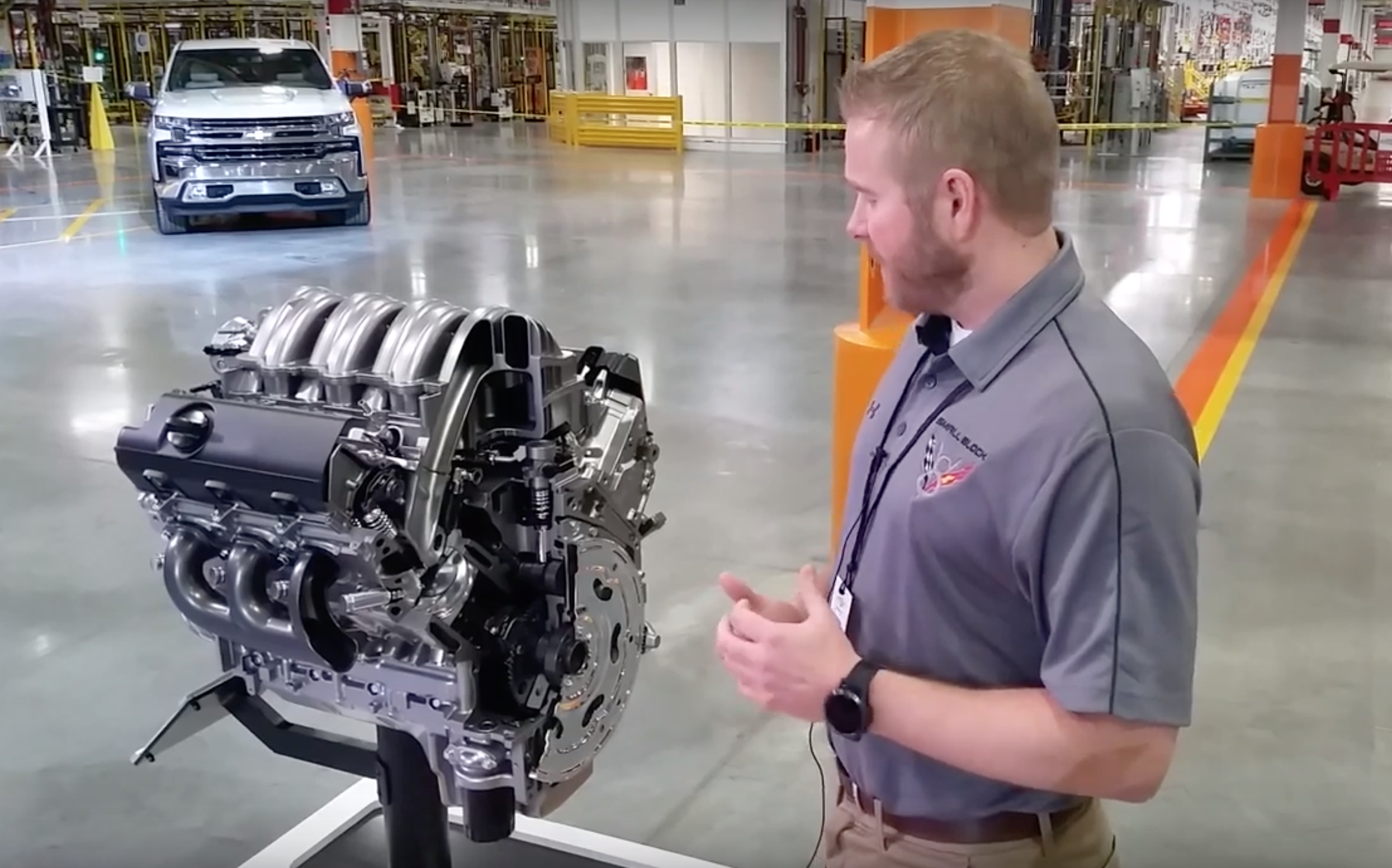 Video: Chevy engineer talks about new 6.6-liter V8 ...