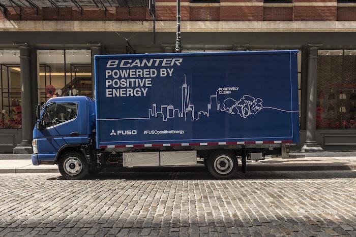 Penske Truck-fuso