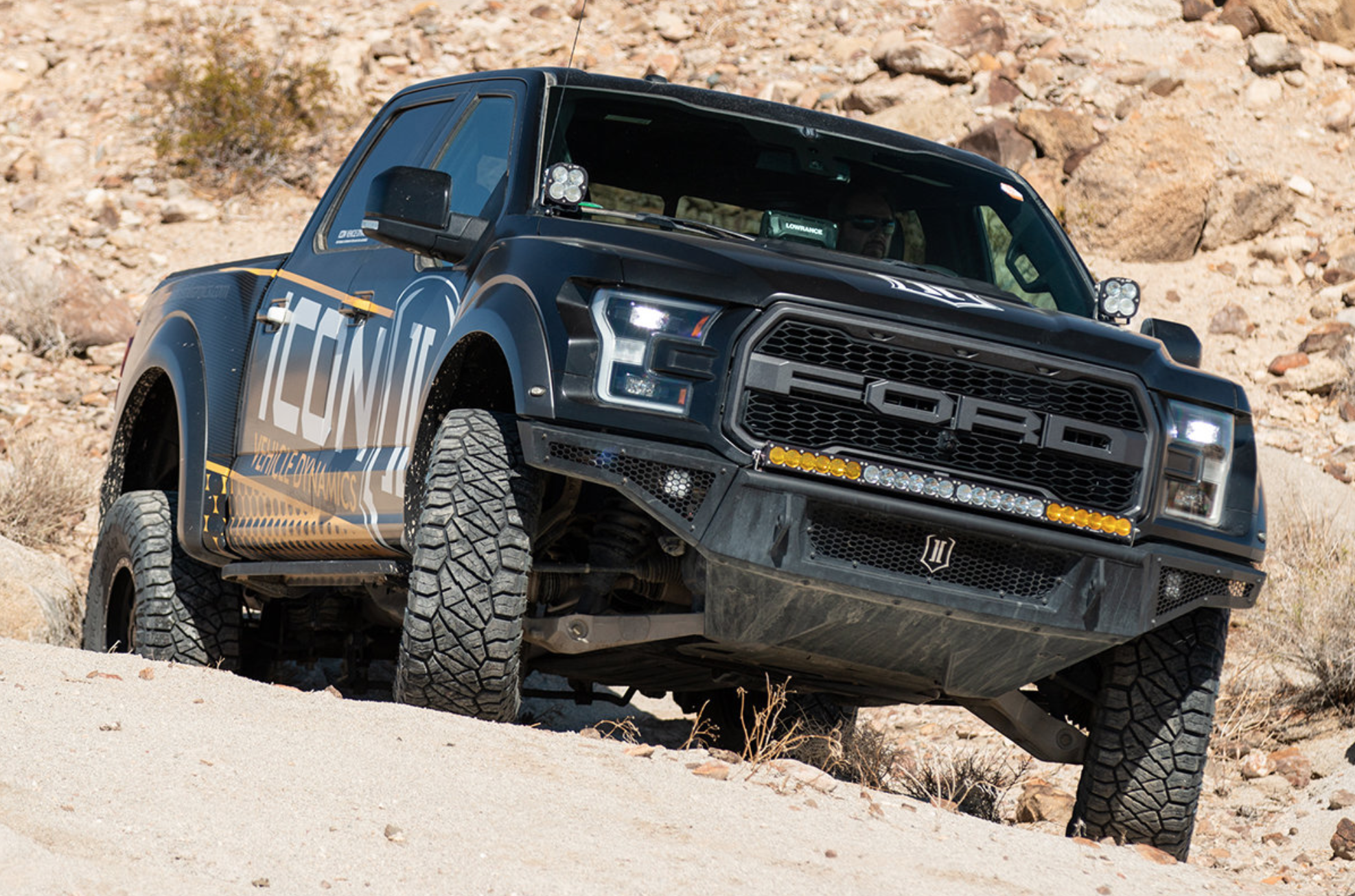 F150 Off Road >> Icon S Impact Series Off Road Bumper Now Available For 2017