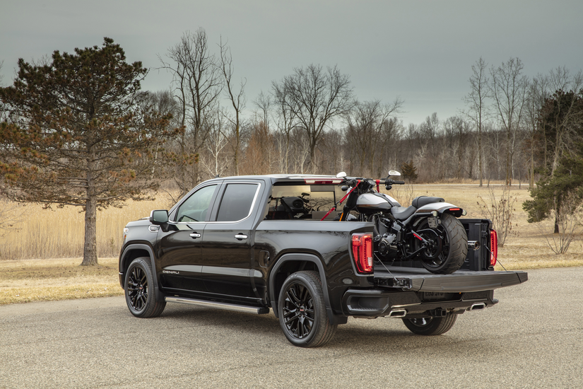 GMC updates for 2020 Sierra 1500 include 3.0-liter diesel ...