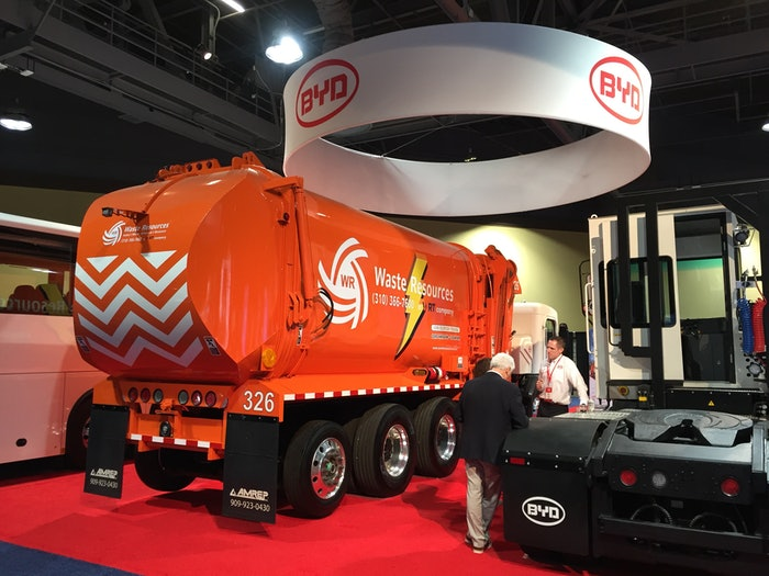 BYD-first-Southern-California-electric-truck