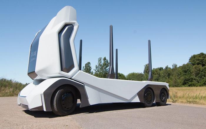 Einride-electric-truck