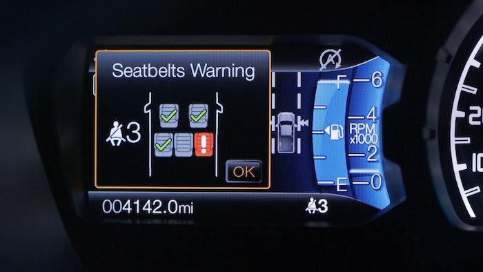 Belt Monitor Safety Technology