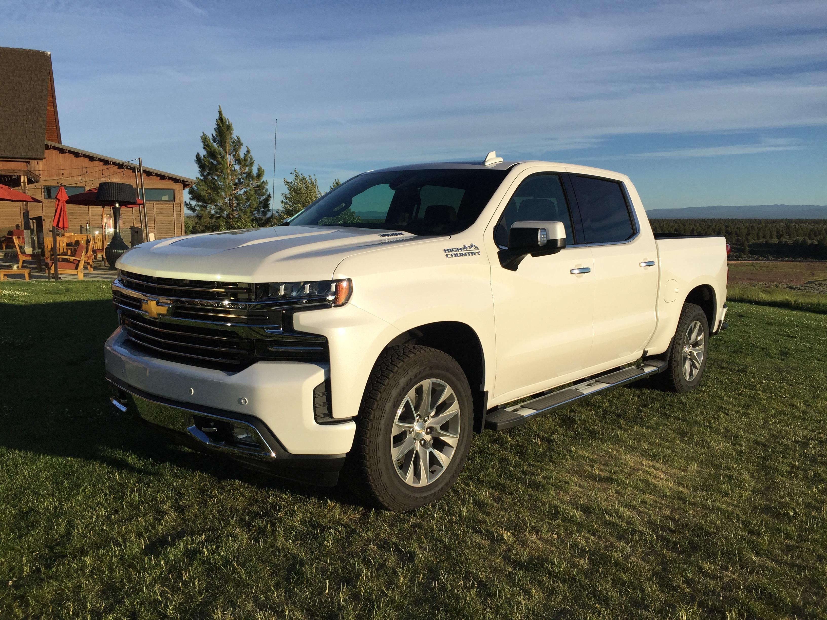Test Drive 2020 Chevy Silverado 1500 Diesel Offers Ample Power And