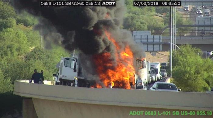 dump-truck-fire