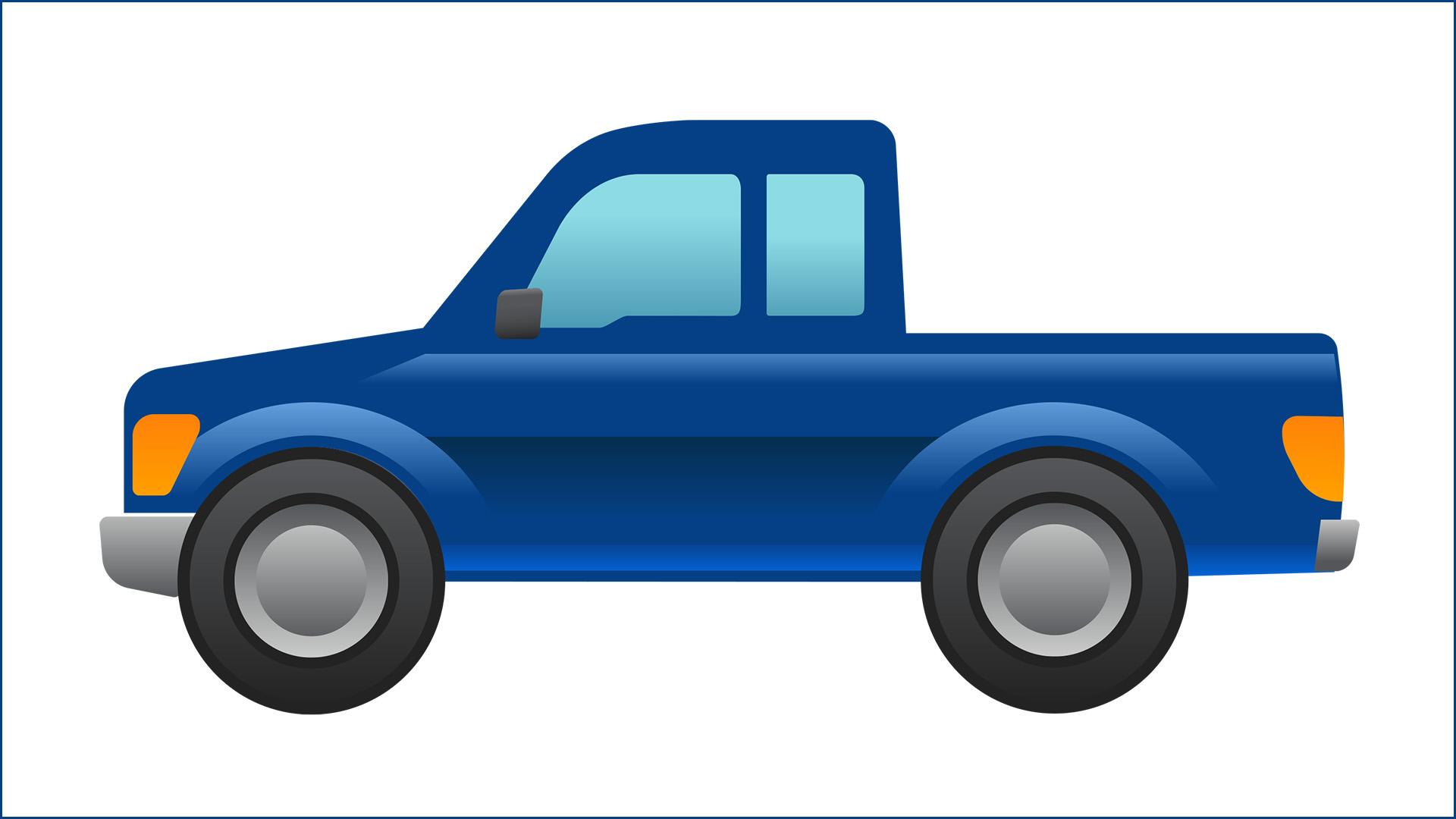 Ford S Truck Emoji Makes Unicode Short List Medium Duty Work