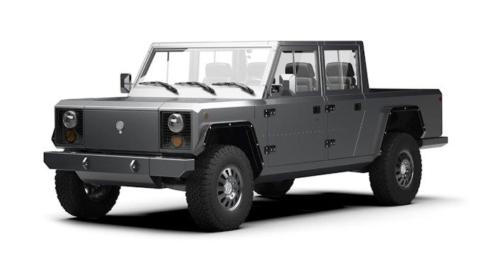 Bollinger-B2-electric-truck