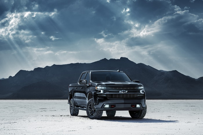 2020 Silverado Midnight Edition revealed at State Fair of Texas