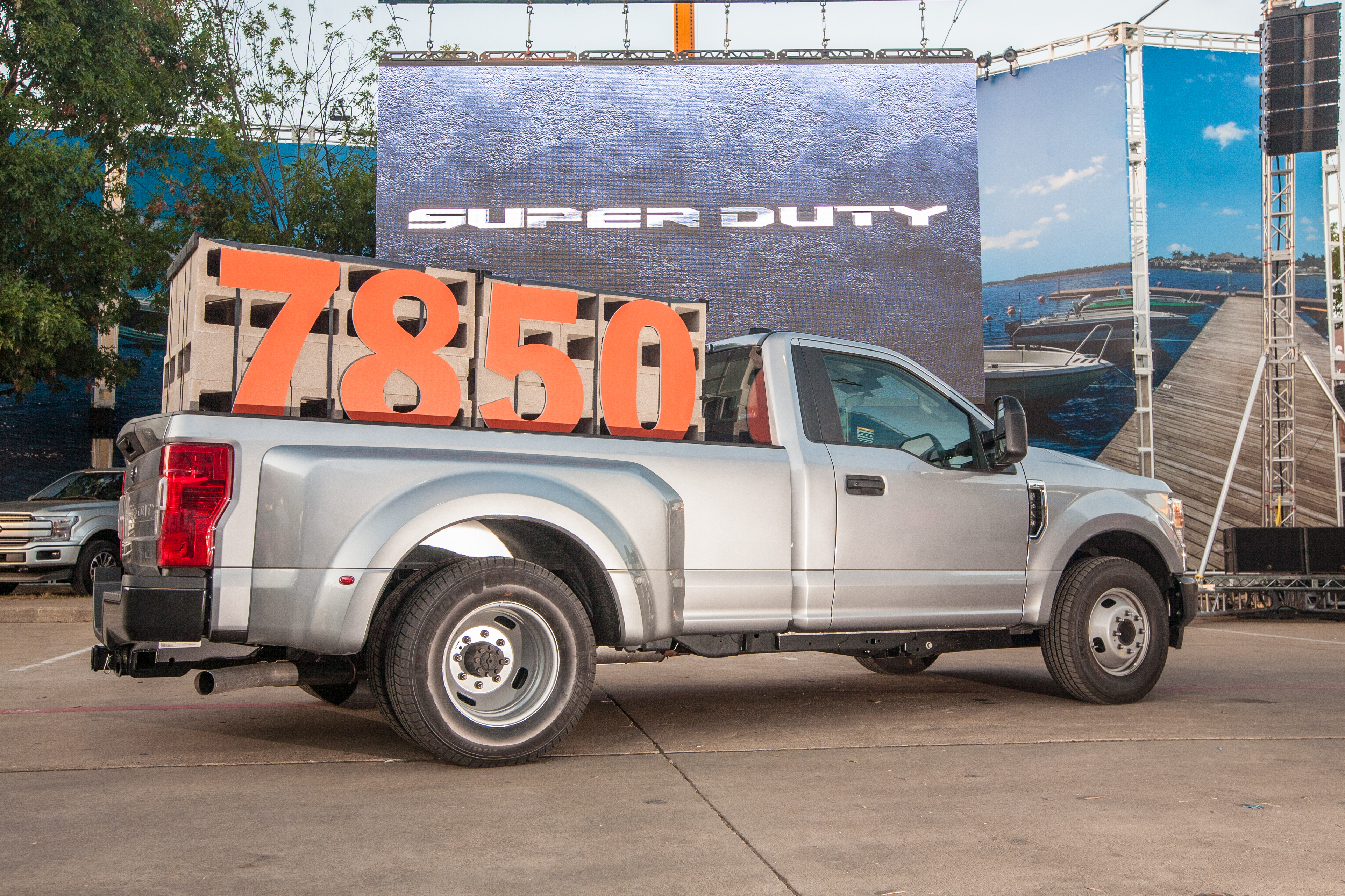 2020 Ford Super Duty Claims Six Best In Class Titles