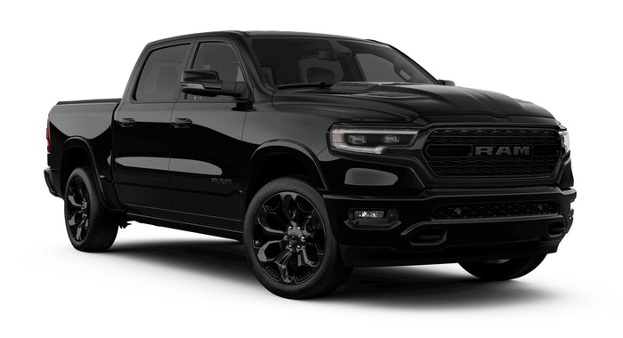 New Ram 1500 Limited Black Edition Unveiled at State Fair of Tex