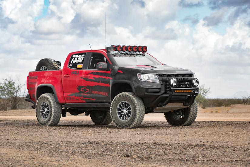chevy unveils 2021 colorado  medium duty work truck info