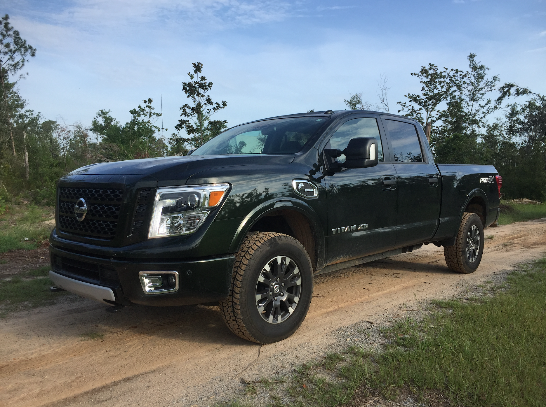 Man Travels Across The Country To Buy Another Titan Xd Diesel Medium Duty Work Truck Info