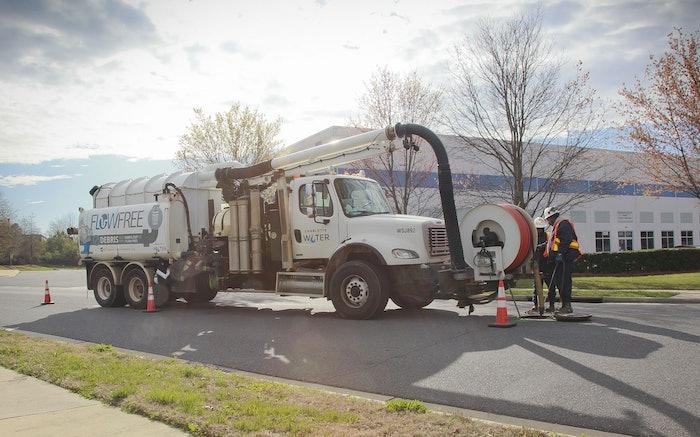 Charlotte Water renewable diesel