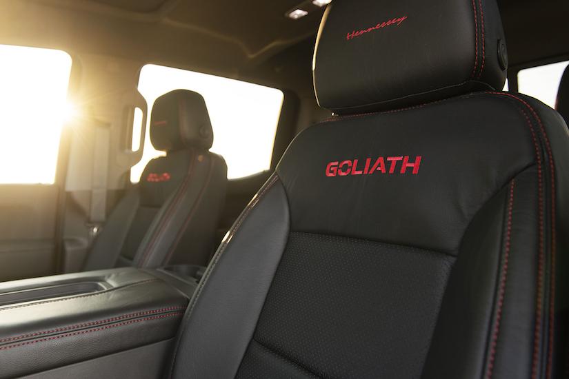 Hennessey unveils Goliath 700 GMC Sierra Denali | Medium ...