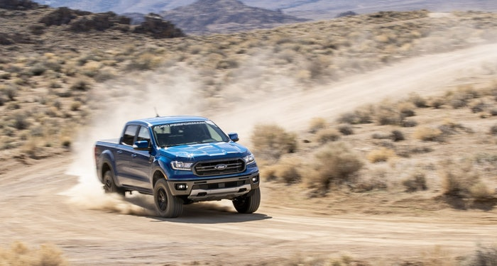 Ranger Ford Performance Level 1 package