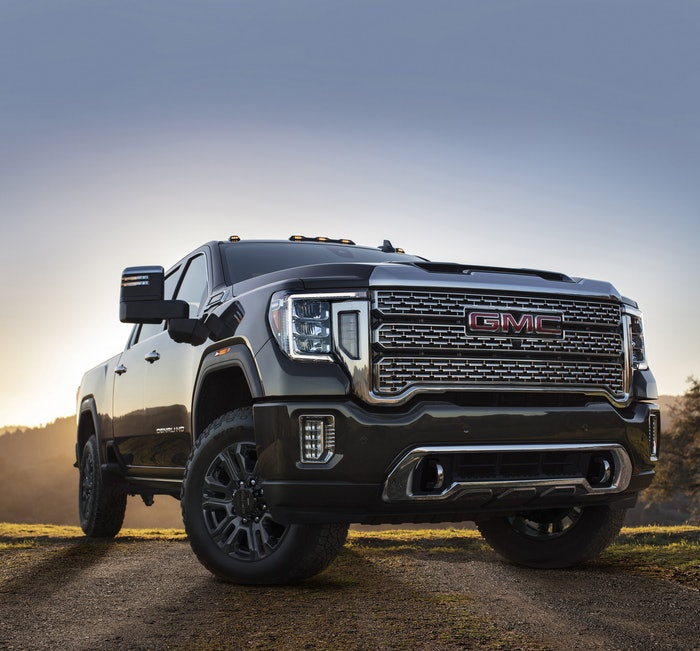 The 2021 GMC Sierra 1500 and Sierra Heavy Duty feature additiona