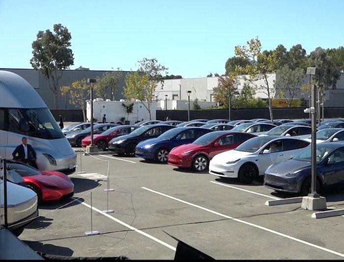 Tesla-share-holder-meeting-Semi