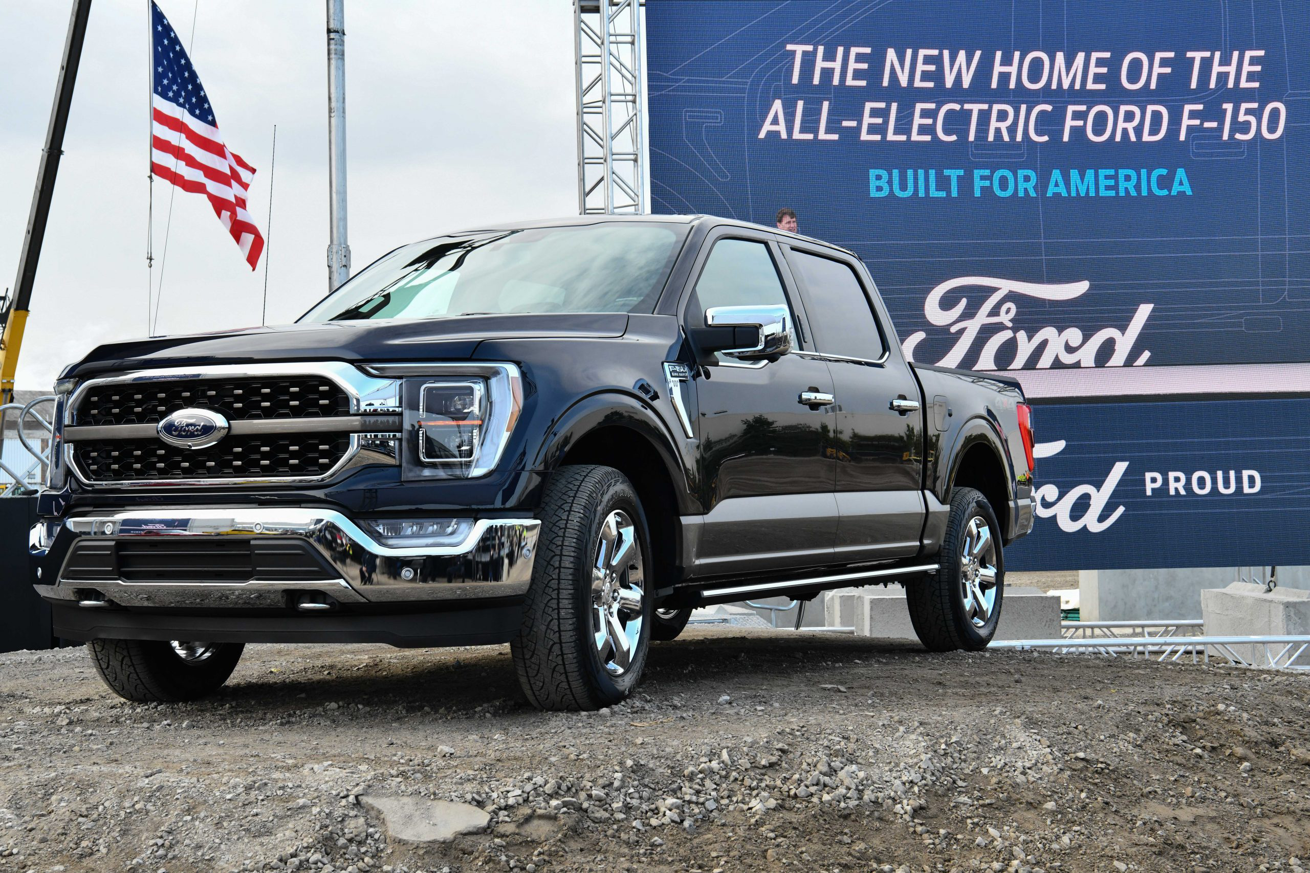2021 Ford F-150 gets best-in-class towing and payload ...