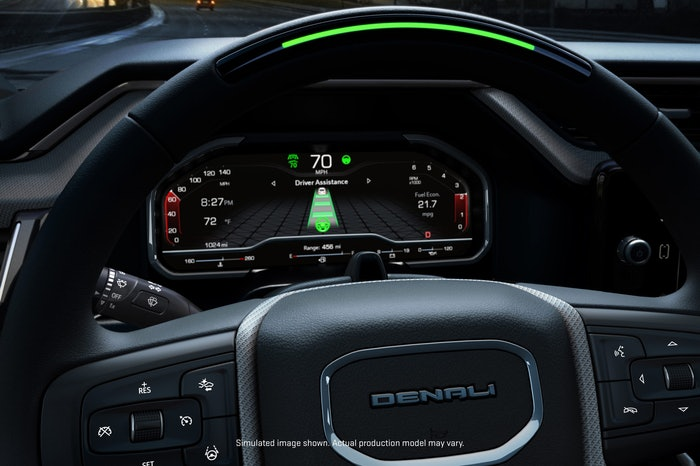 Super Cruise driver assistance technology will launch on the GMC