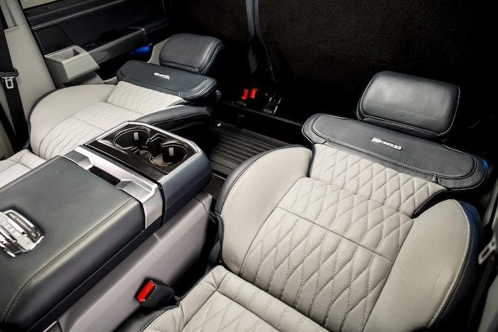 Ford Max Recline Seats