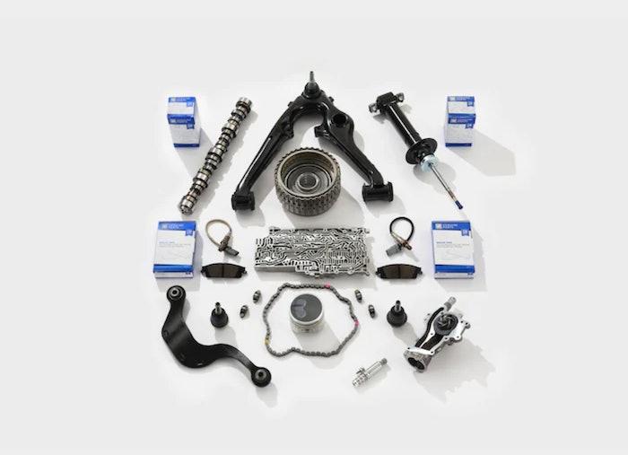 Gm Fleet Parts Program
